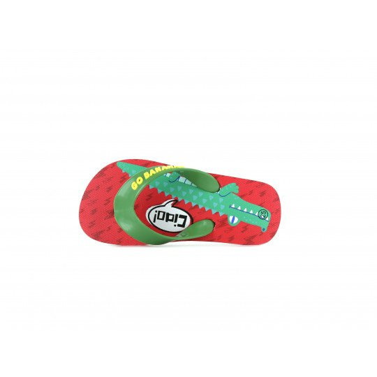 Go Bananas Alligator Flipflops