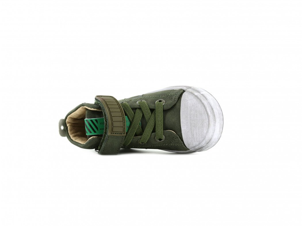 Shoesme cognac teenslipper sandaal
